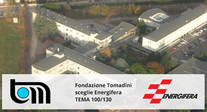 """COGENERAZIONE AL SERVIZIO DI TUTTI: FONDAZIONE ISTITUTO """"Mons. FRANCESCO TOMADINI"""""""