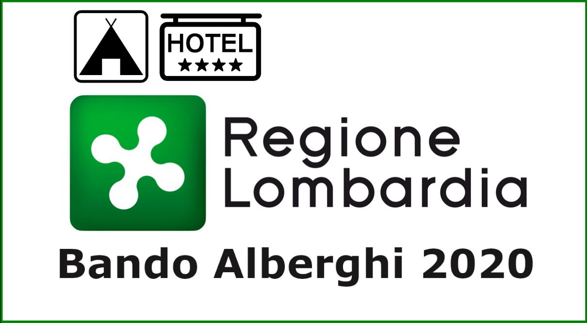BANDO ALBERGHI LOMBARDIA