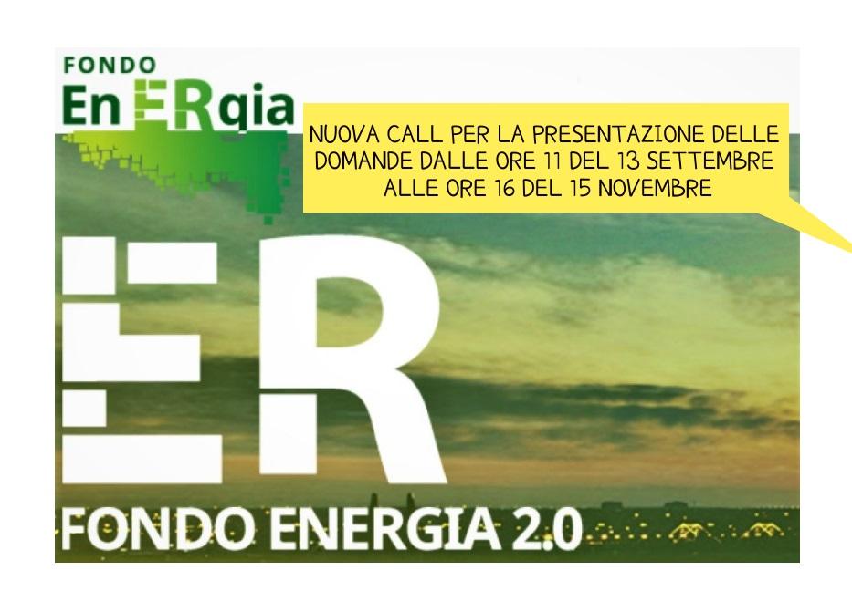 EMILIA ROMAGNA FONDO ENERGIA 2021